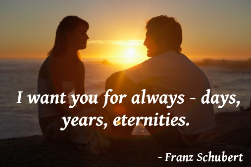 25 Best Romantic Quotes Of All Time