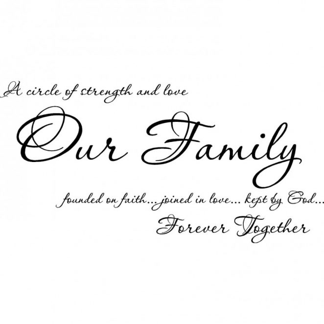25 Best Family Quotes Of All Time