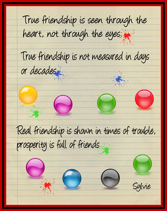 34 Best Friendship Quotes Of All Time