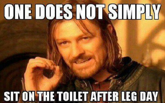 48 Best Funny Gym Memes Of All Time
