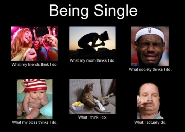 45 Best Funny Being Single Memes Of All Time
