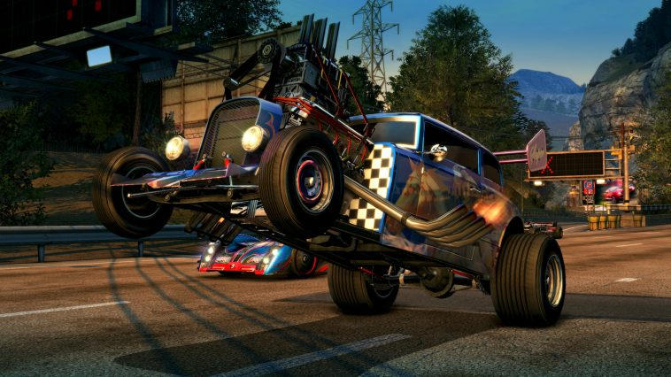 Electronic Arts Officially Announced A Remake Of Burnout Paradise