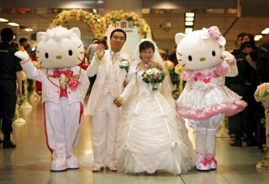 10 Weirdest Wedding Photos That You Must See