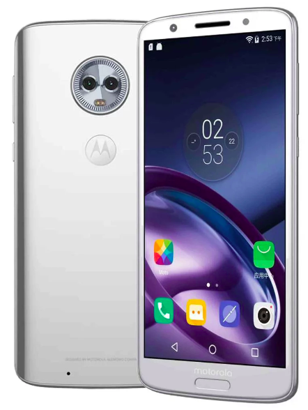 Moto G6 characteristics and new renderers hit the network