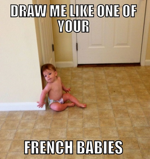 49 Best Funny Baby Memes Of All Time