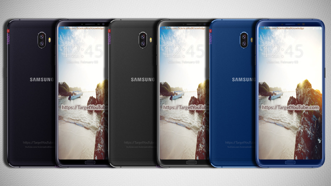 New details about Samsung Galaxy C10