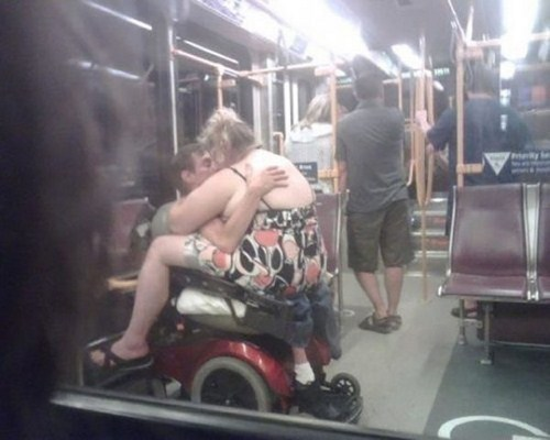 Couples Who Were Got So Horny In Public, That They Were Not Afraid To Show It
