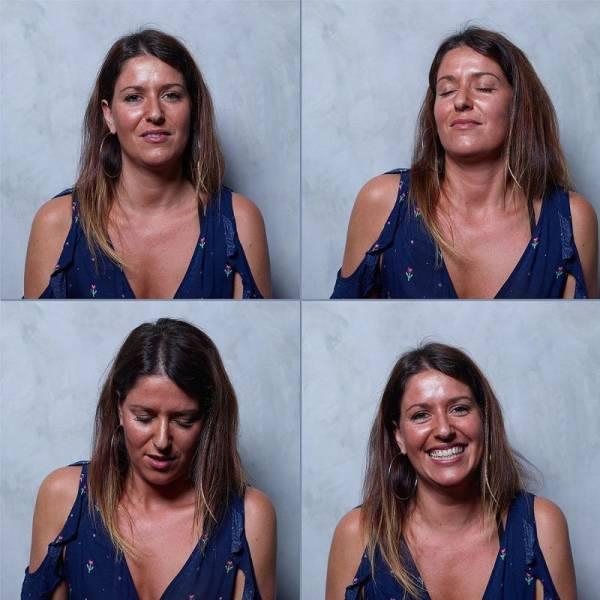 14 Women Captured Before, During And After Orgasms