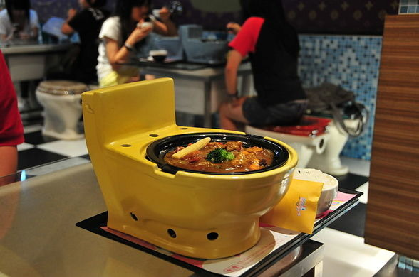 10 of the Most Unusual Restaurants in the World