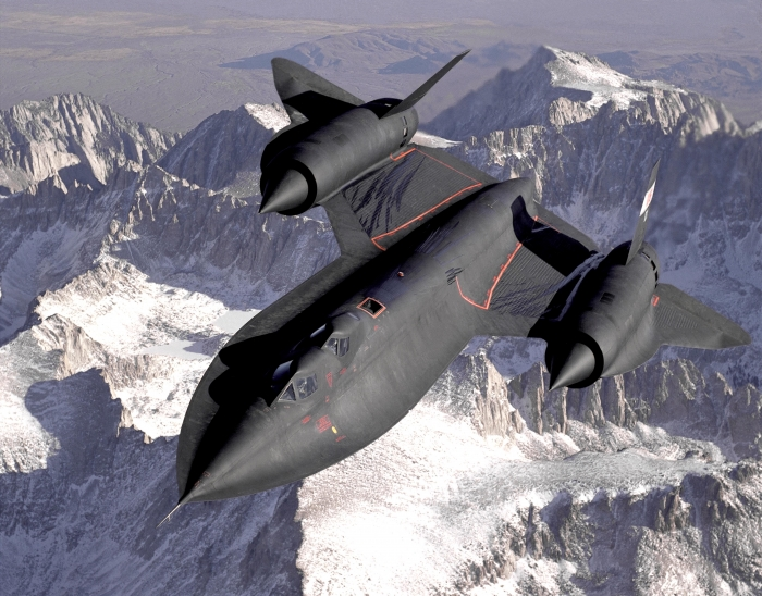 22 of The Fastest Aircraft in The World