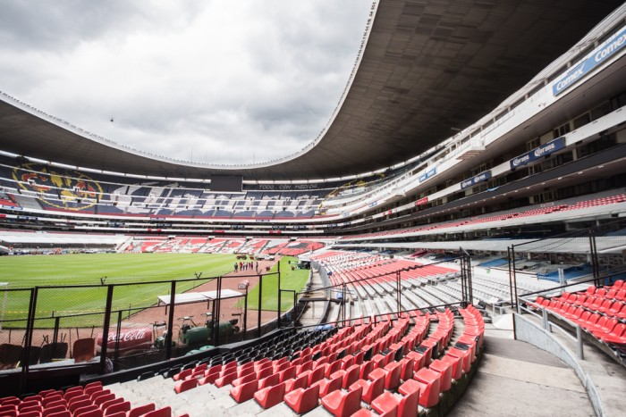 15 Of The World's Largest Sports Stadiums