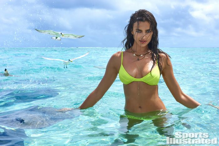 25 Hottest Pictures Of Cristiano Ronaldo's Ex-Girlfriend Irina Shayk