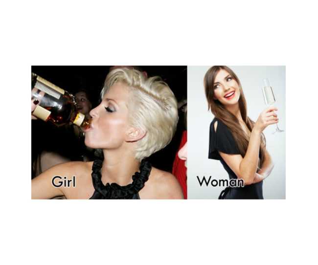 7 Signs She's A Girl, Not A Woman