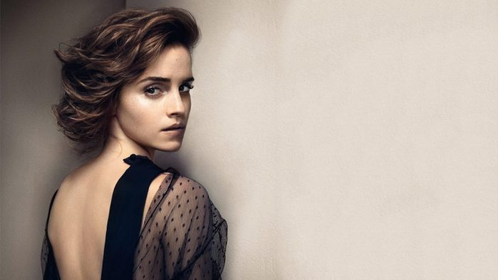 25 Cheeky Pictures Of Emma Watson That Proves She's The Hottest Movie Star