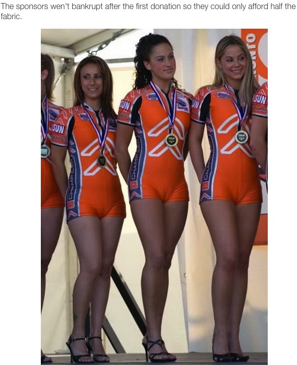These Have To Be The Most Embarrassing Uniforms Ever