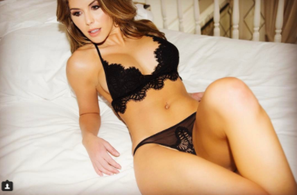 UFC's Brittney Palmer Sexy Photo Shoot is Full of Nudity and Innocence