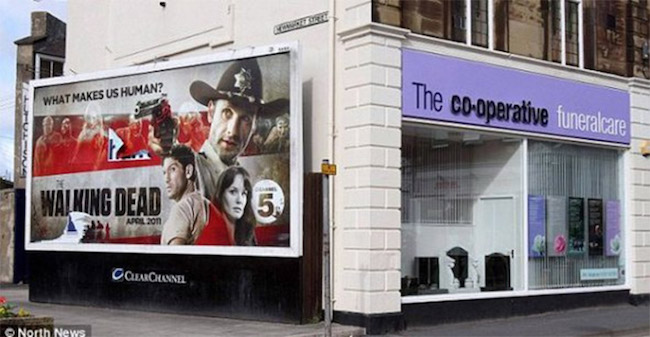 20 Terribly Placed Advertisements That'll Make You Think Twice About Humanity
