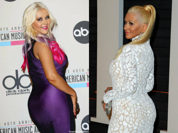 Celebrities Rumored To Have Fake Butts
