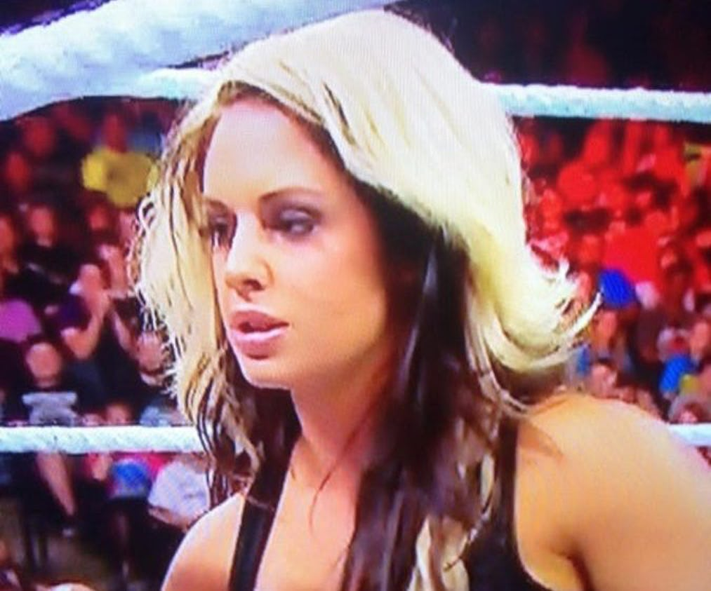 15 Times WWE Divas Accidentally Revealed A Little Too Much