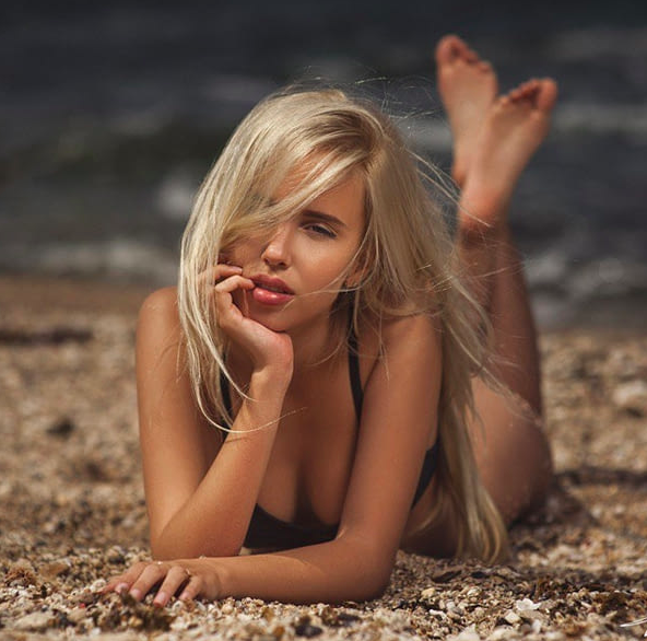 Meet Maria Miri Domark Who Is Probably The Hottest Soldier In The World