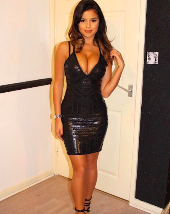 These Dresses Are So Tight That You Will Lose Circulation