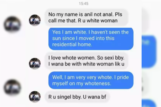 This Conversation Between An Indian Guy And British Woman Is Breaking The Internet