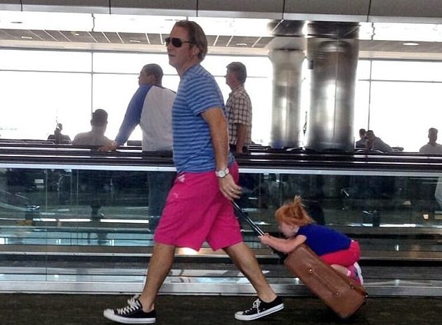 16 Weird Yet Hilarious Pictures Right From The Airport