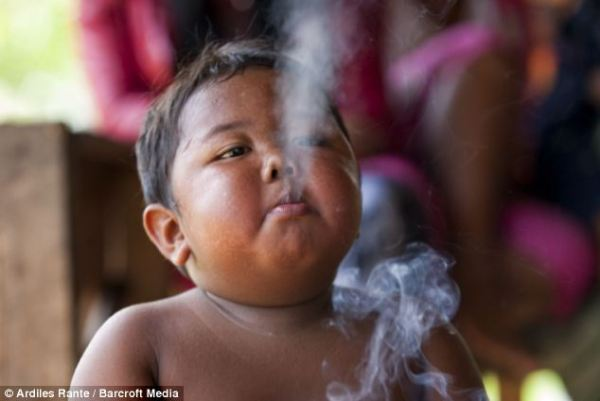 This Kid Who Went Viral For His Smoking Habit Has Made A Stunning Life Transformation