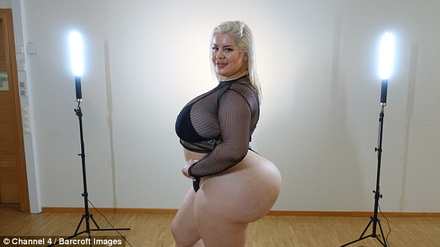 Girl Undergoes Extreme Plastic Surgeries To Get Biggest Booty In The World