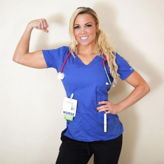 World's Hottest Nurse Has 3.6 Million Followers Heart Pounding With Her Sexy Instagram Posts