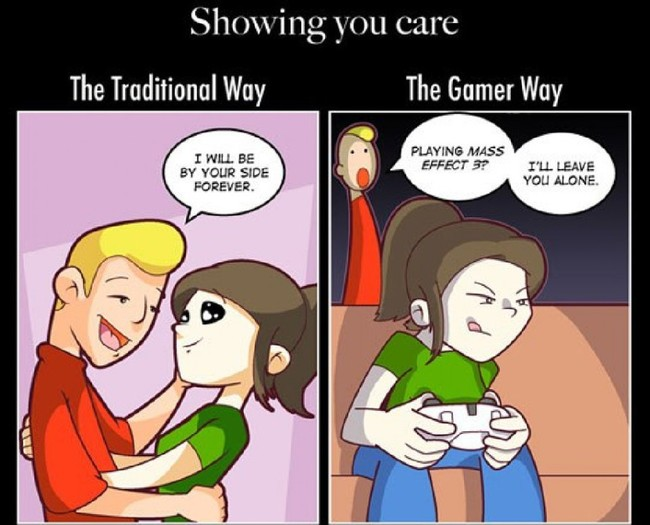 How Relationship Works When You Both Are Gamers