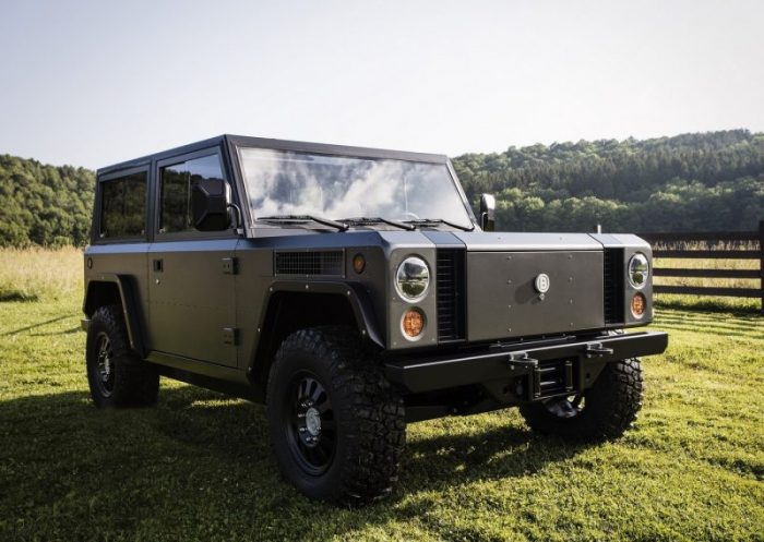 Bollinger Motors Increased The Battery Capacity Of Its Electric SUV To 120 kWh (5 Pics + Video)