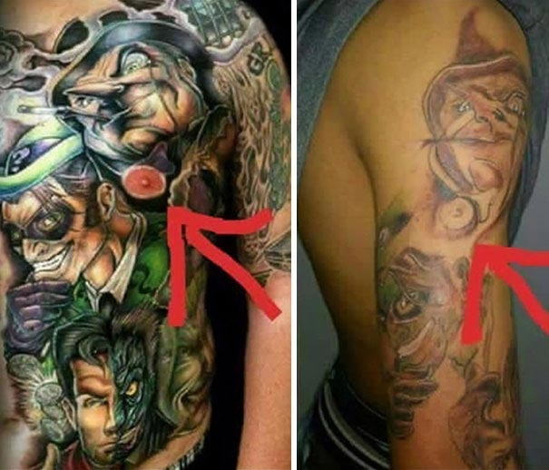 25 Times When People Made Terribly Stupid Tattoos And Didn't Even Realize It