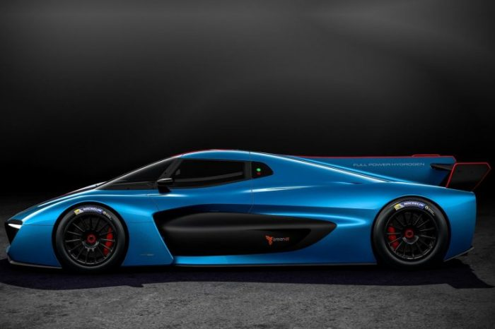 Italian Design Studio Pininfarina Will Produce Electric Hypercar In 2020 (8 Pics)