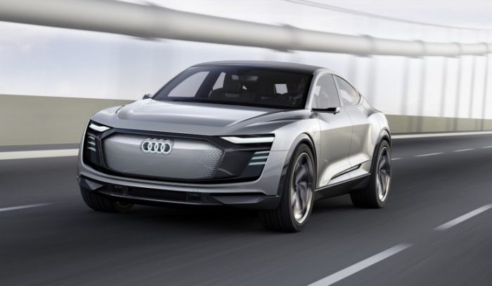 Audi Announced The Release Of E-Tron GT Electric Premium Sedan In 2020 (5 Pics)
