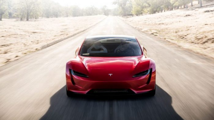 Tesla Roadster Will Be Able To Automatically Fold The Roof