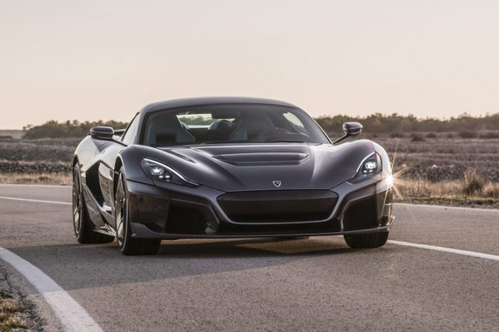 All 150 Copies Of Electric Hypercar Rimac C_Two For $ 2.1 Million Were Bought