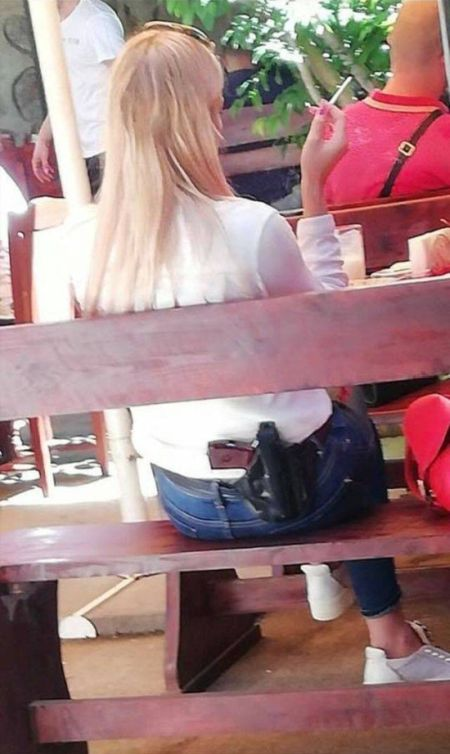Funny and Awkward Moments Caught on Camera #11 (35 Pics)