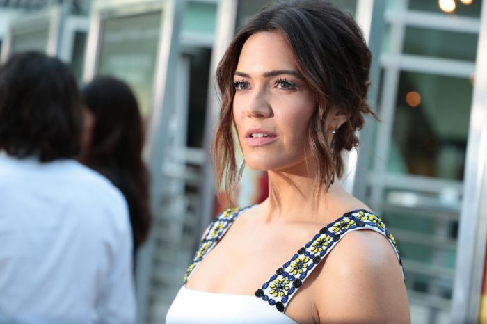 "Mandy Moore – ""The Darkest Minds"" Screening in Los Angeles"