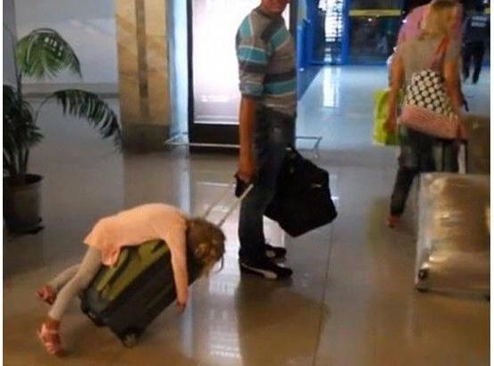 23 Airport Photos That Are Beyond Funny
