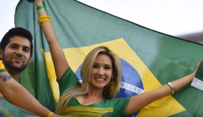 17 The World Cup's Hottest Fans!