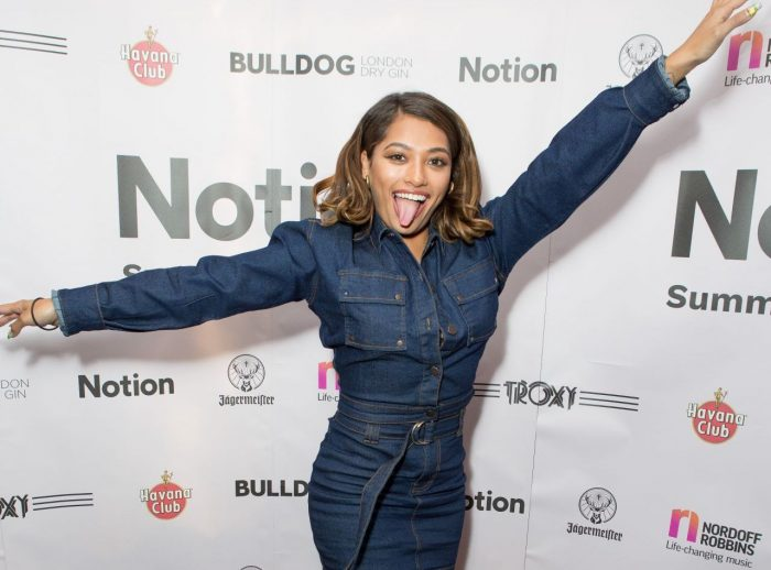 Vanessa White – Notion Magazine Summer Party 2018 in London
