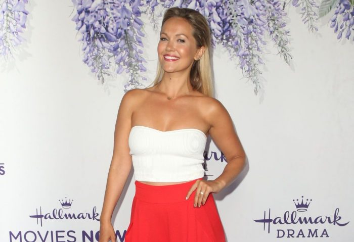 Emilie Ullerup – Hallmark Channel Summer TCA 2018 in Beverly Hills