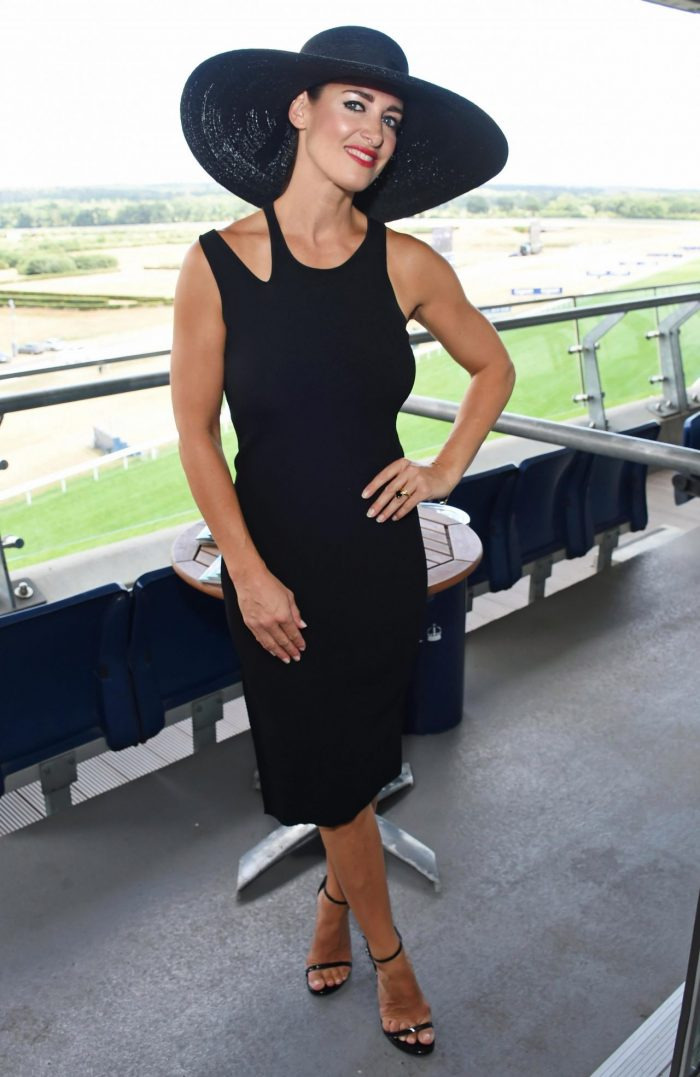 Georgia May Foote, Kirsty Gallacher and Victoria Pendleton – King George Weekend at Ascot Racecourse in England 07/28/2018