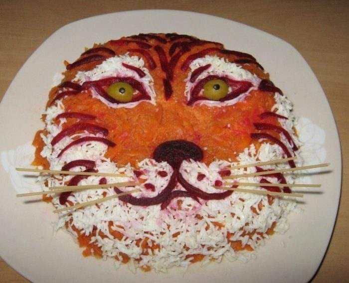 22 Funny Masterpieces Made Of Food