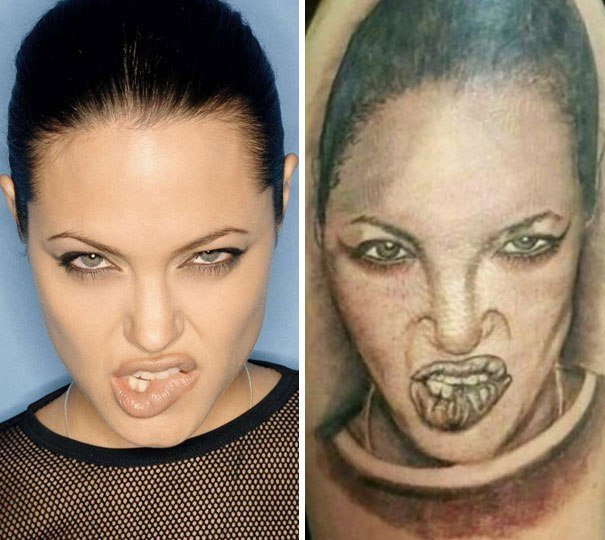 25 Variants Of The Worst Tattoos In The World
