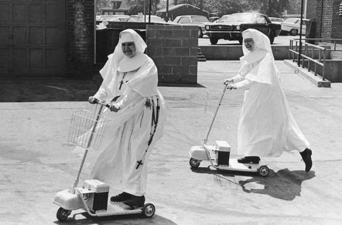 These 22 Photos Prove That Life Outside The Monastery Doesn't End