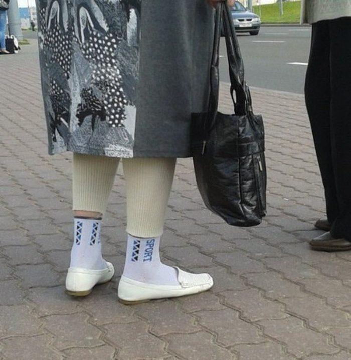34 Weird People Who Could Not Care Less About Fashion
