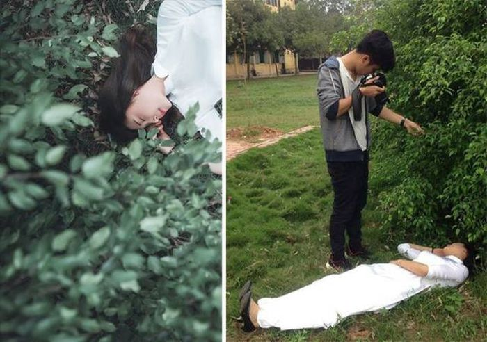 Behind The Scenes Of High-Quality Photography