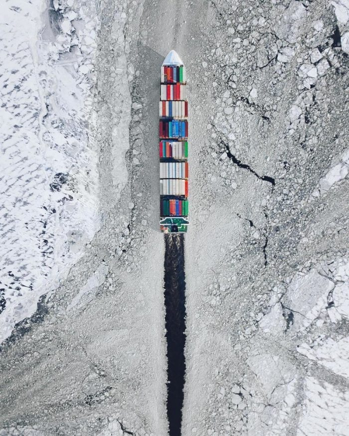 20 Gorgeous Photos Captured By Drones That Take Your Breath Away
